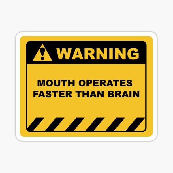 Funny warning labels