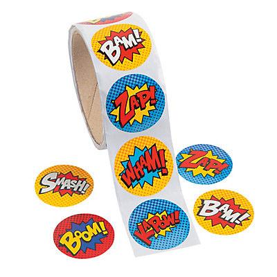 Helmet Roll Stickers