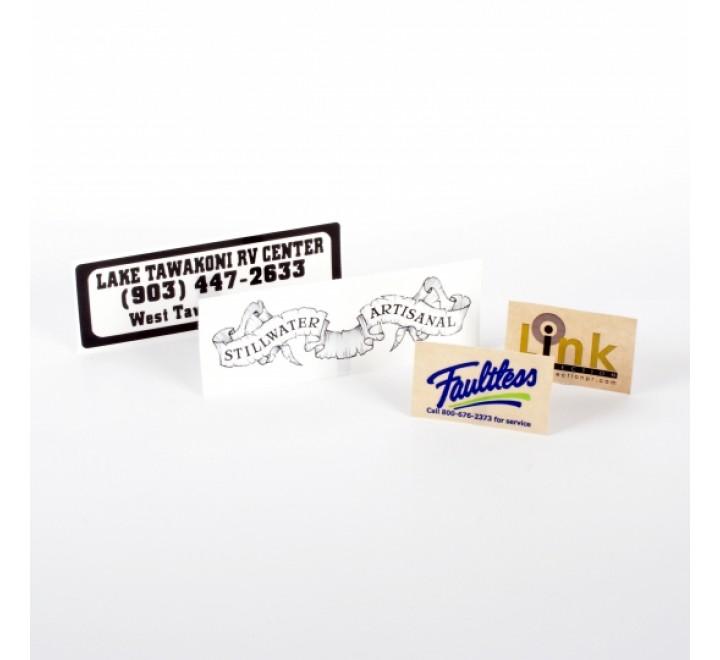 Rectangular Sticker Paper Rolls