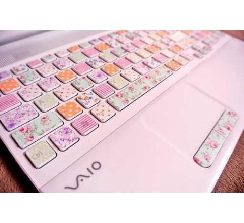 Custom Laptop Roll Stickers