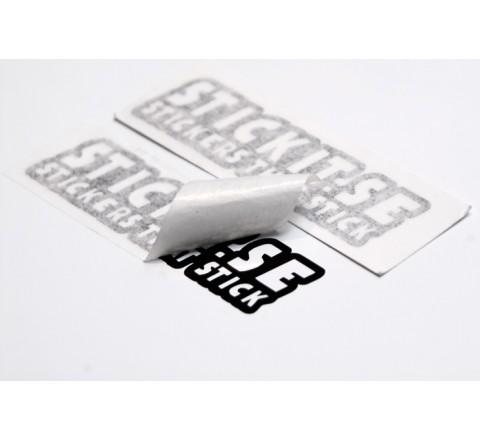 Die Cut Window Roll Stickers