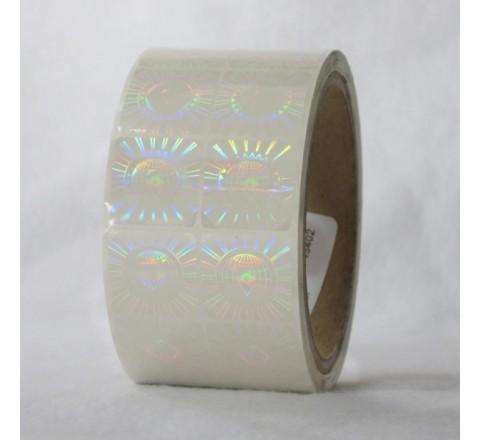 Square Decals Roll Sticker